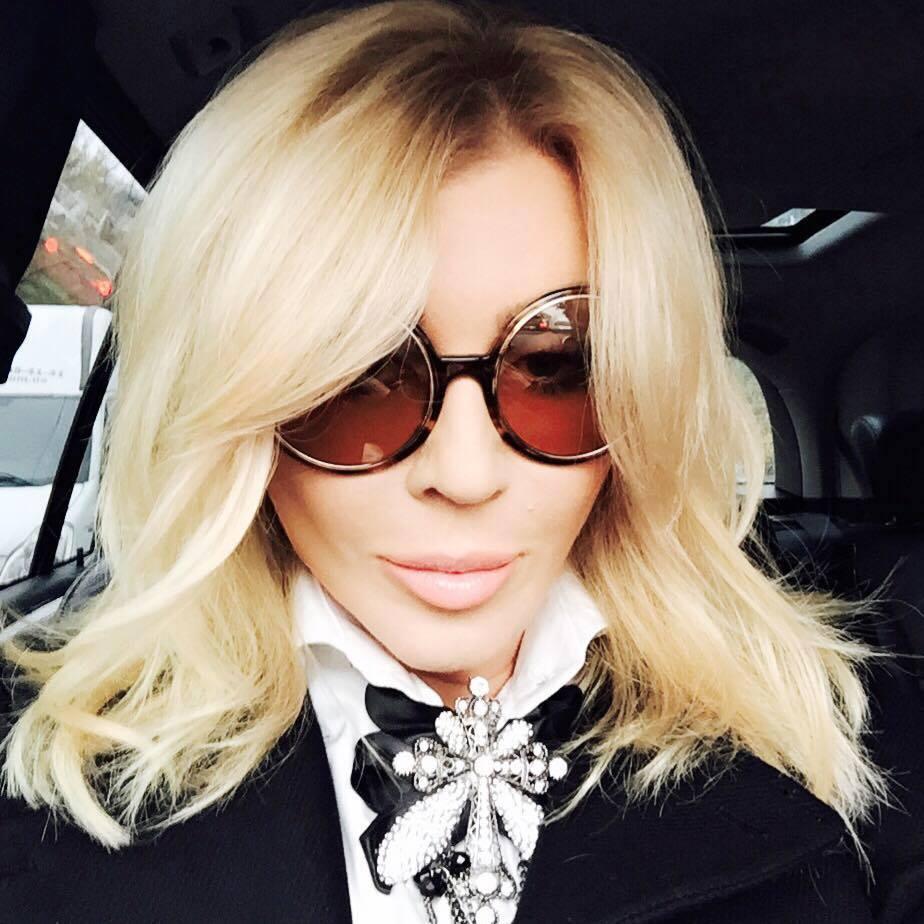 45-летняя Ирина Билык снова стала мамой