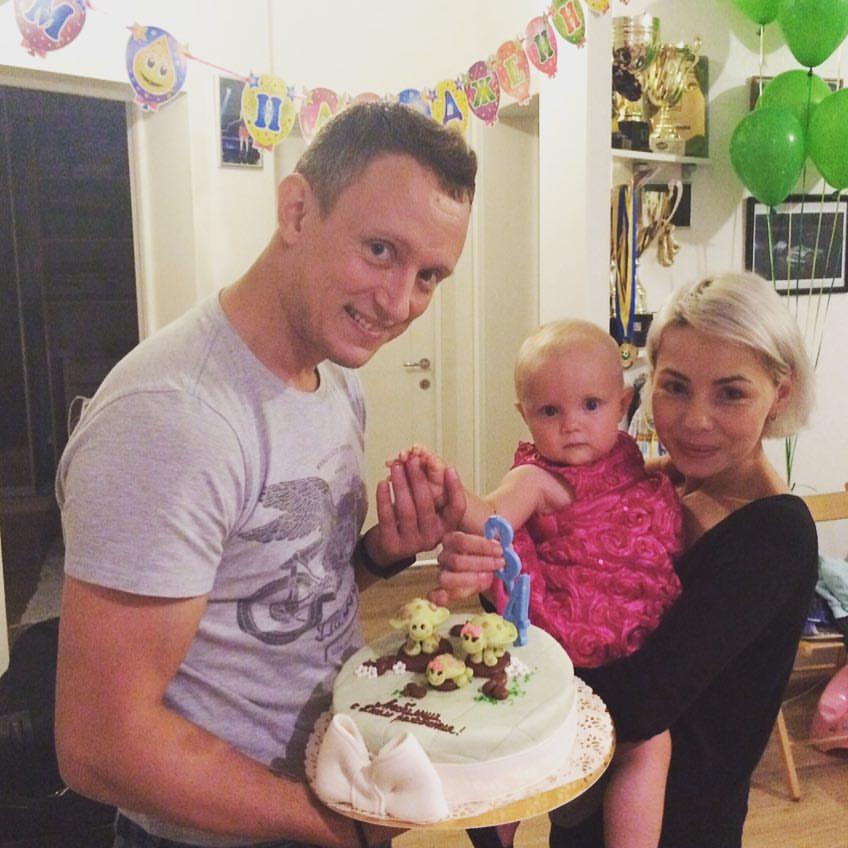 Наташа Гордиенко беременна вторым ребенком
