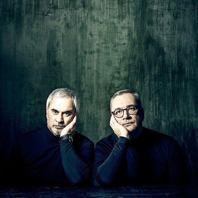 Валерий и Константин Меладзе спели песню о самом личном – Видео