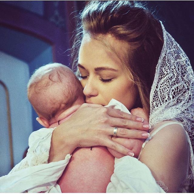 Яна Соломко показала умилительное фото с дочкой