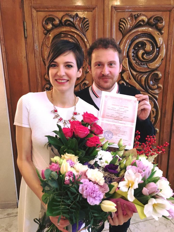 Участник группы Друга Ріка женился