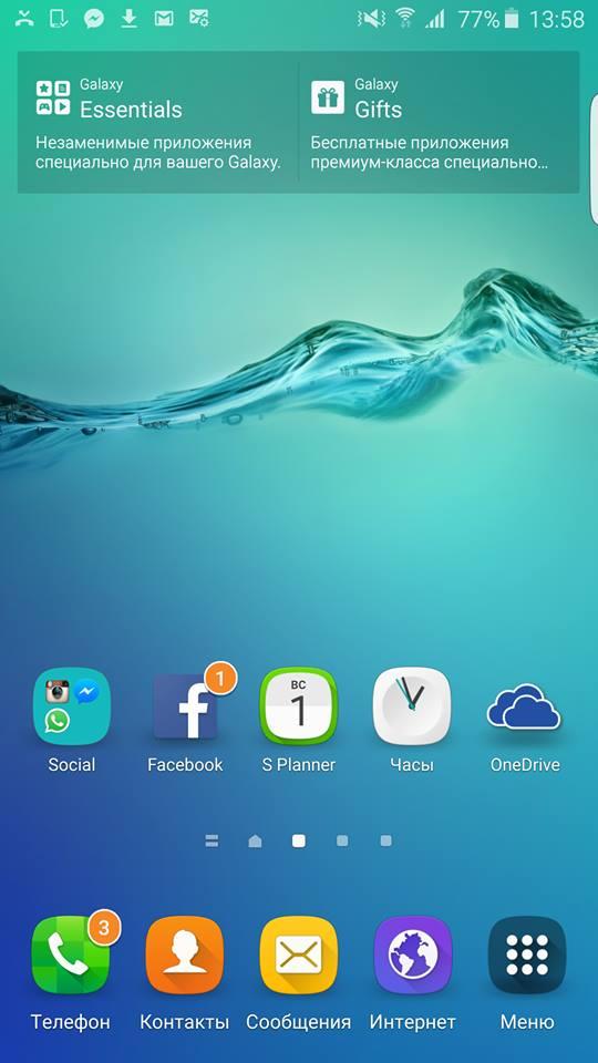 SamsungGalaxy S6 edge+