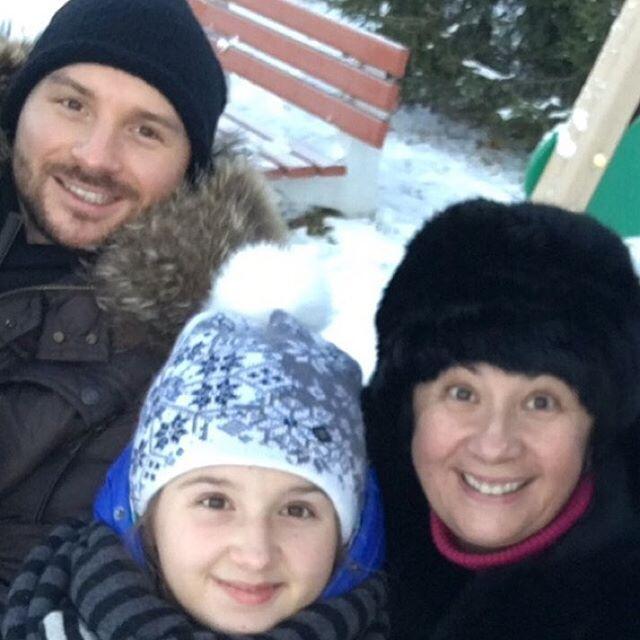 Сергей Лазарев стал отцом