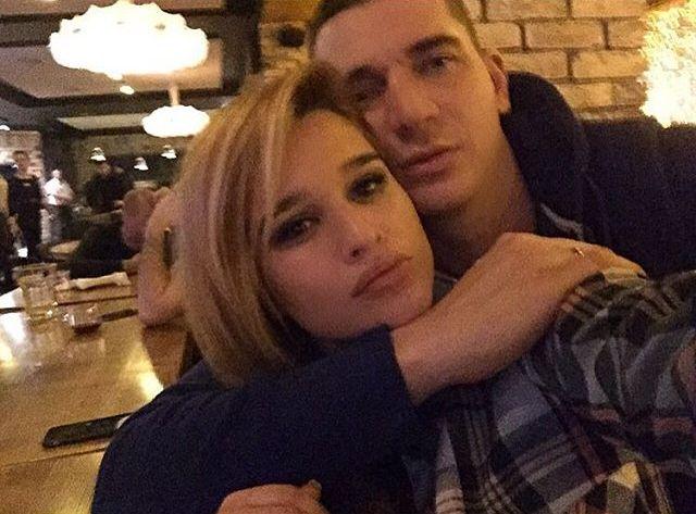 Ксения Бородина и ее муж Курбан Омаров