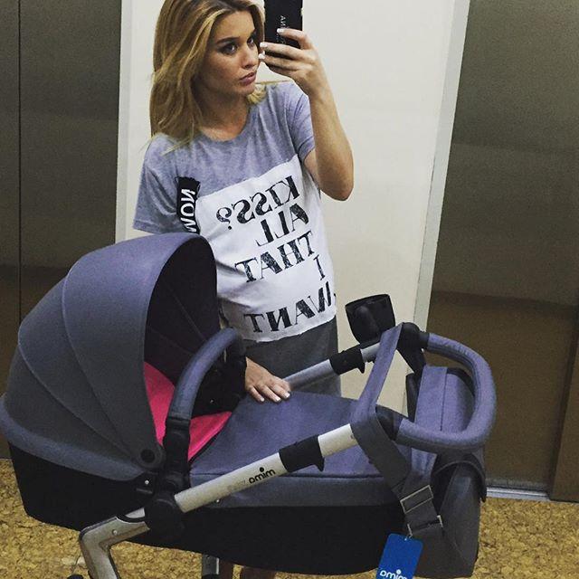 Бородина ждет второго ребенка