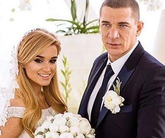 Ксения Бородина и ее муж