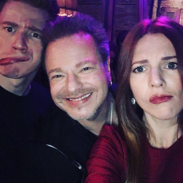 Никита и Владимир Пресняковы, Наталья Подольская