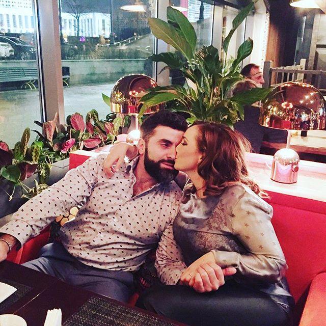 Очень трогательно: супруг Анфисы Чеховой поздравил ее с днем рождения нежным стихом