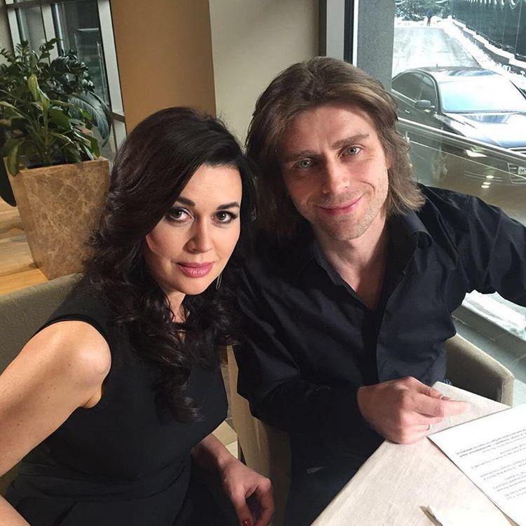 Анастасия Заворотнюк и Петр Чернышев поделились секретом счастливого брака