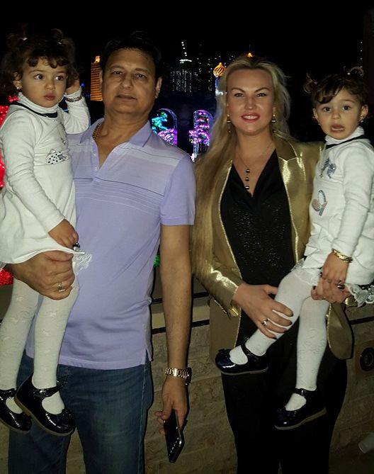 камалия и ее дети фото