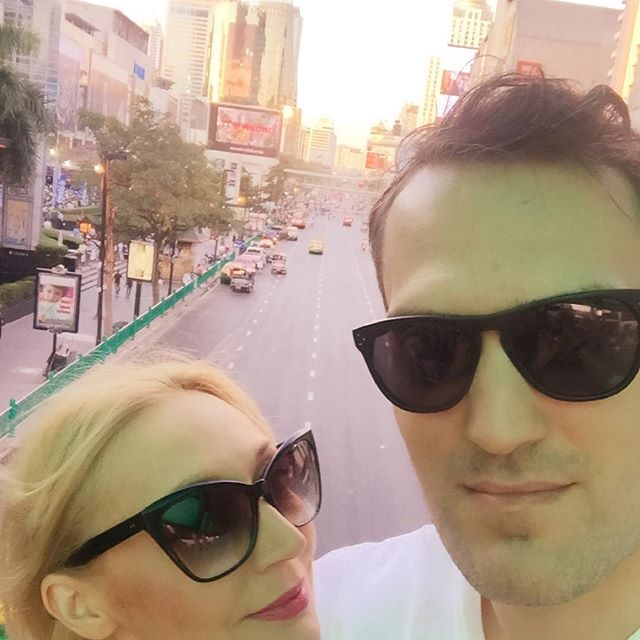 Кристина Орбакайте проводит романтический отпуск с мужем в Таиланде