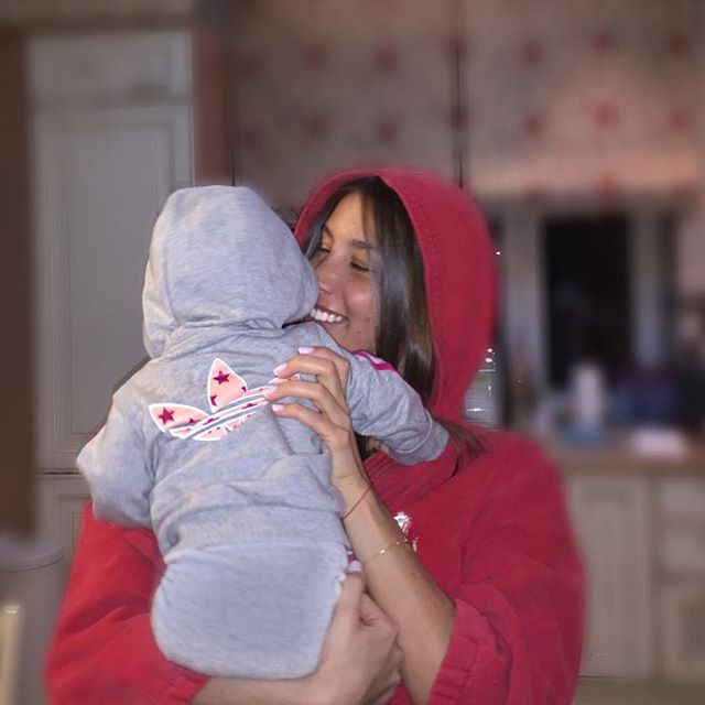 Кети Топурия показала фото повзрослевшей дочери