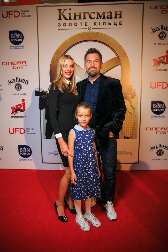Премьера Kingsman: Золотое кольцо в Киеве