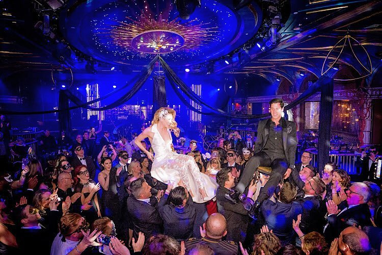Вся любовь в танце: Максим Чмерковский отпраздновал свою помолвку