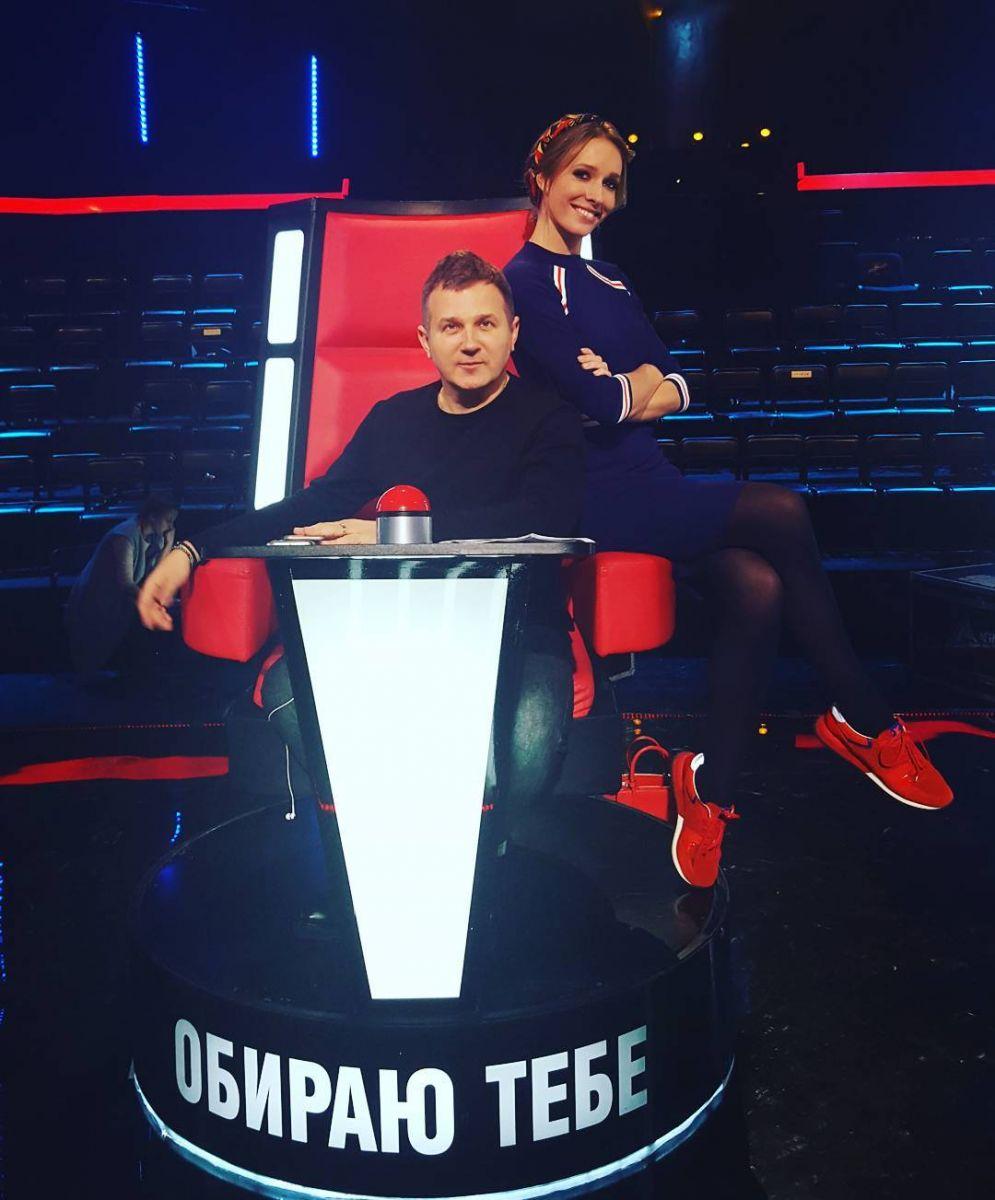 Катя Осадчая и Юрий Горбунов стали еще ближе