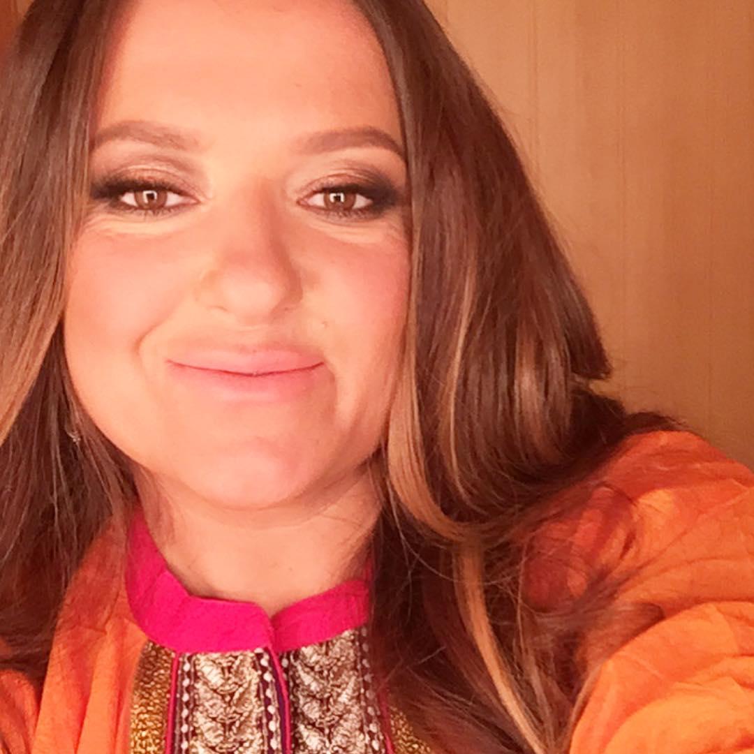 Наталья Могилевская вернулась из Индии в прекрасной форме
