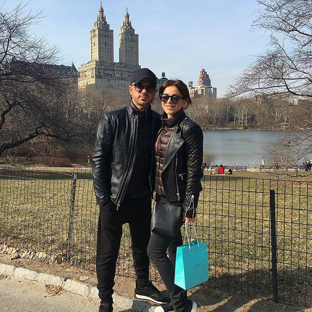 Ани Лорак показала, как встретила 8 Марта с мужем
