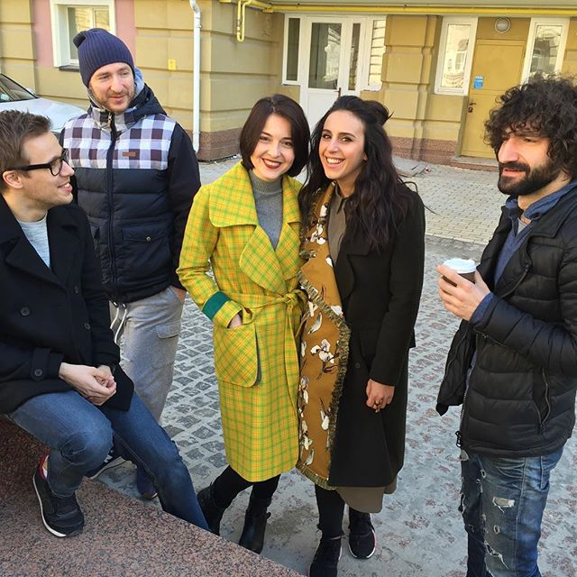 Джамала показала колорит Украины в визитной карточке для