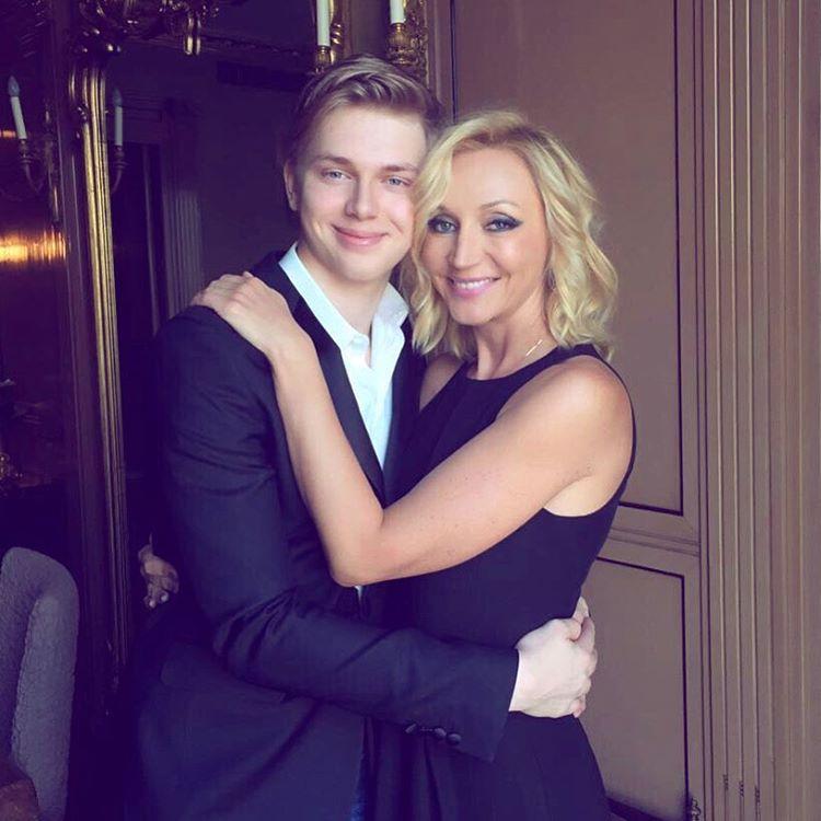 Младший сын Кристины Орбакайте отметил свое 18-летие