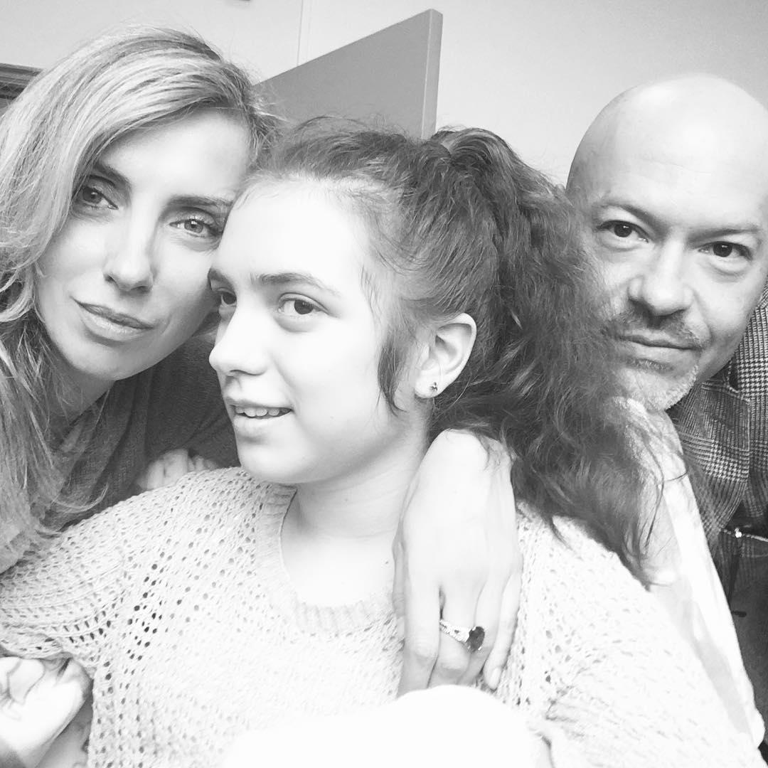 Федор и Светлана Бондарчук воссоединились ради дочери