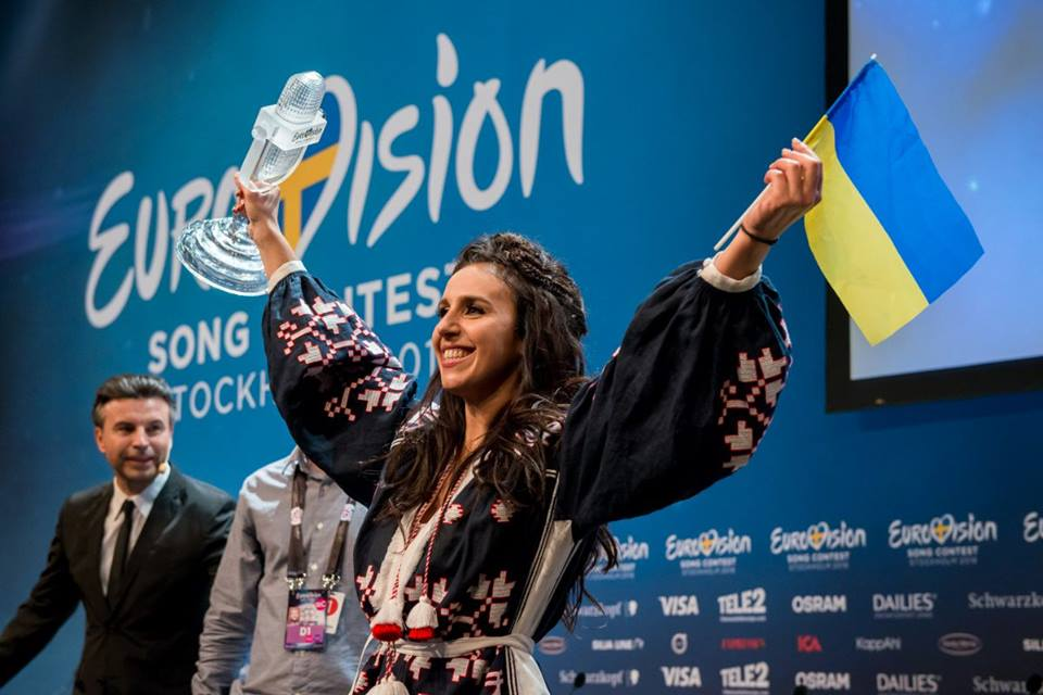 """Член жюри на """"Евровидении-2016"""" от России раскритиковал номер Джамалы"""