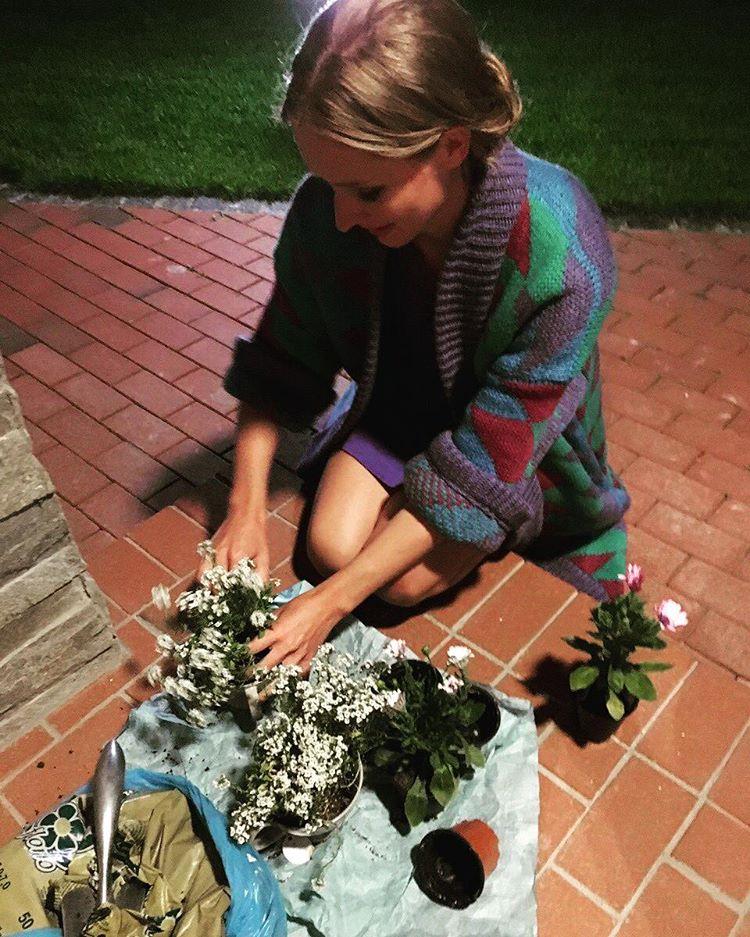 Катя Осадчая показала свой шикарный дом