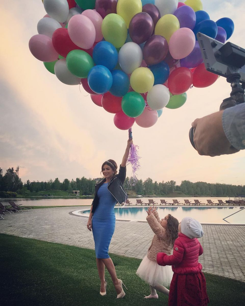 Ани Лорак трогательно поздравила мужа с днем рождения