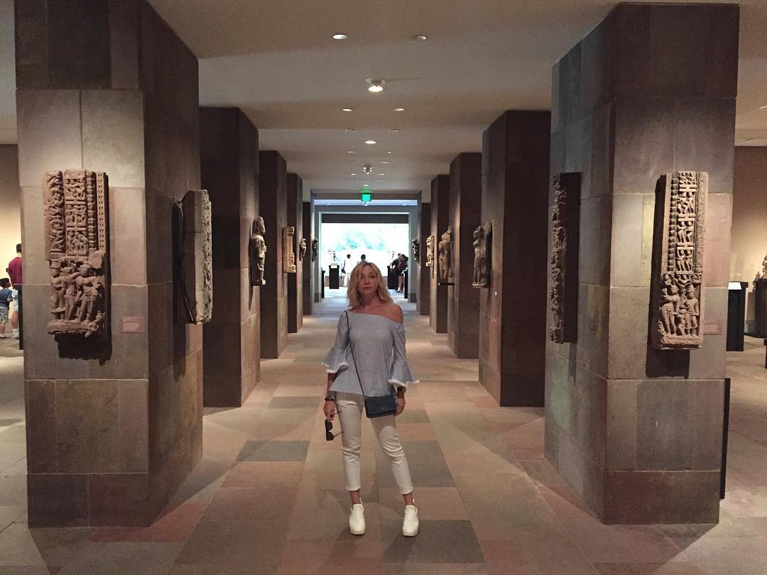 45-летняя Кристина Орбакайте показала лицо без косметики