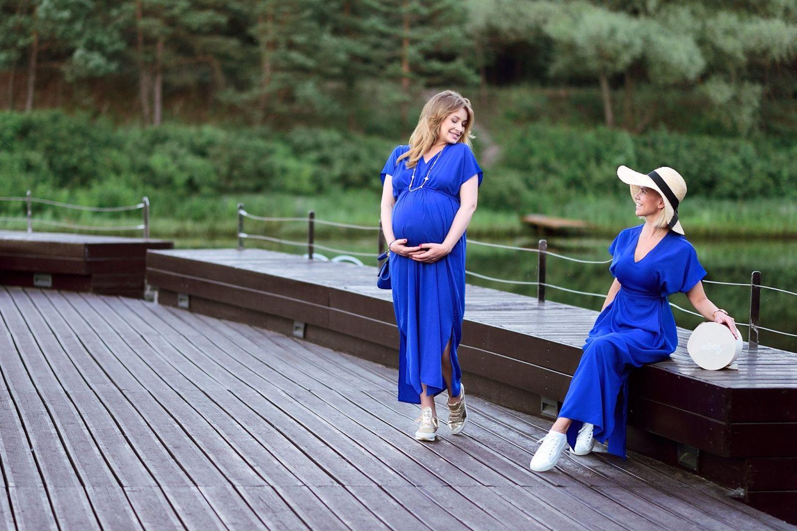 Елена Кравец беременна двойней