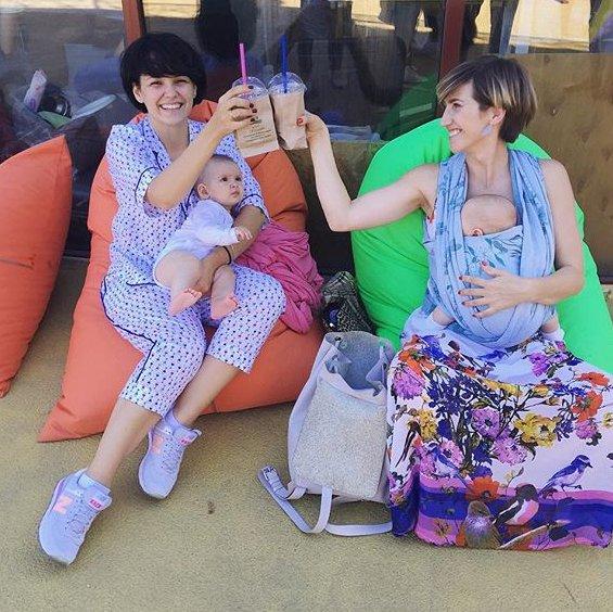 Анита Луценко поделилась секретом быстрого восстановления после родов