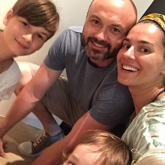 Маша Ефросинина и ее муж отметили 13-ю годовщину свадьбы