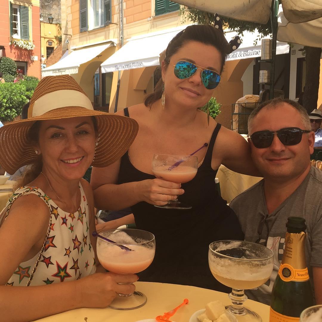 Наташа Королева поправилась за время своих итальянских каникул