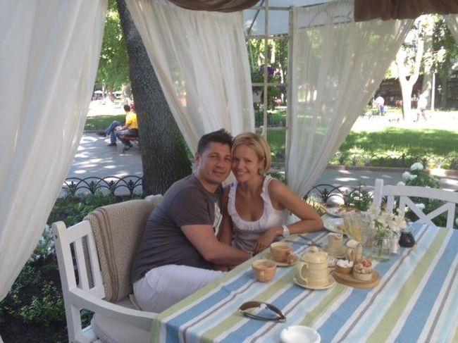 Владимир Тарасюк жена фото