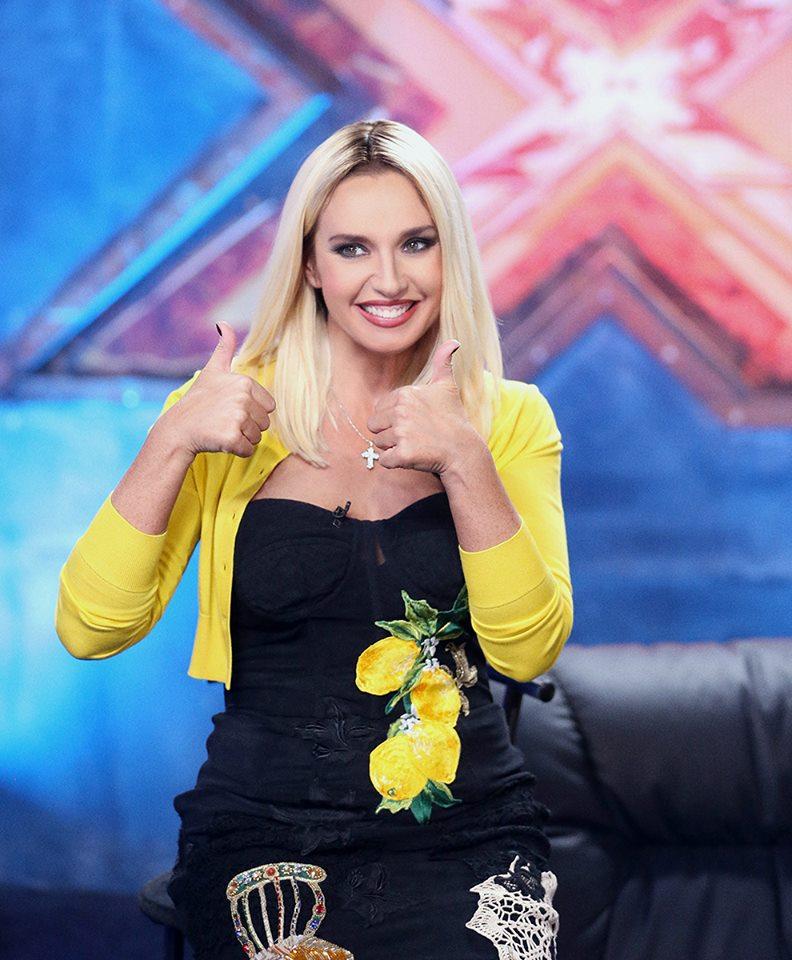 Оксана Марченко кардинально изменила цвет волос