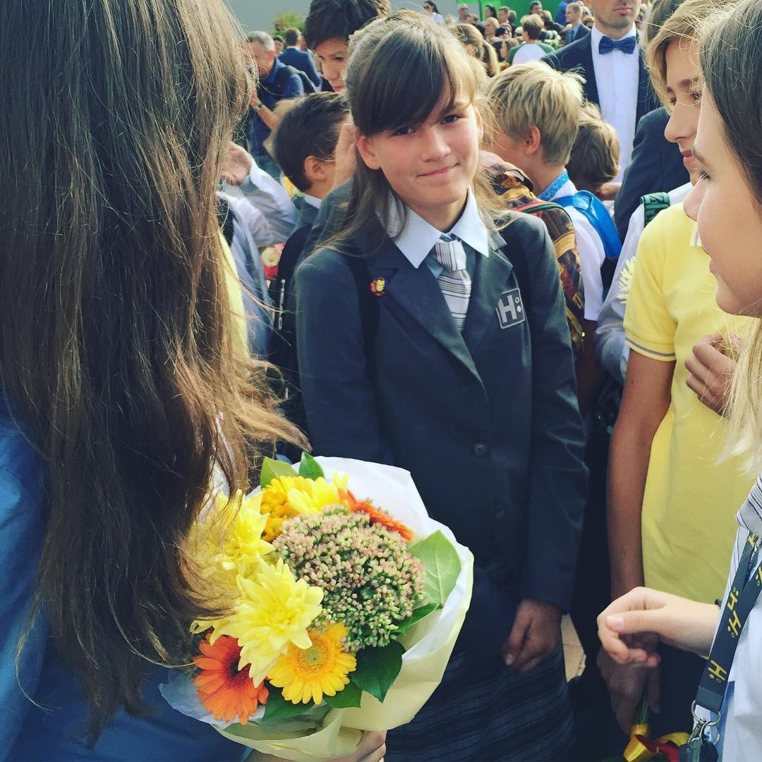 Маша Ефросинина показала взрослую дочь