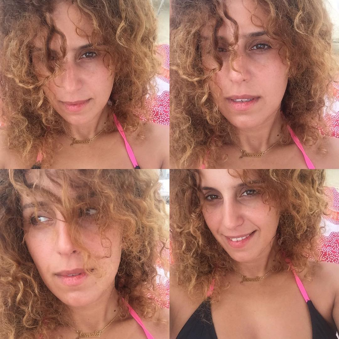 Джамала без макияжа