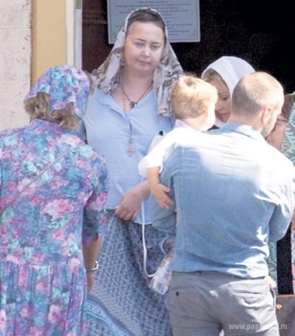 Жанна Фриске в Латвии после лечения рака