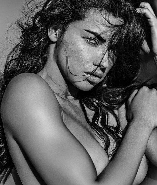 супермодели Victoria's Secret позируют без одежды