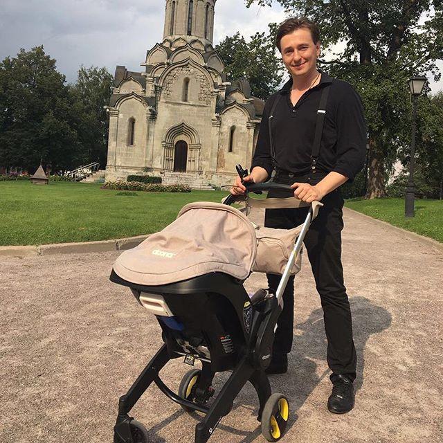 Новая жена Сергея Безрукова рассказала о маленькой дочери