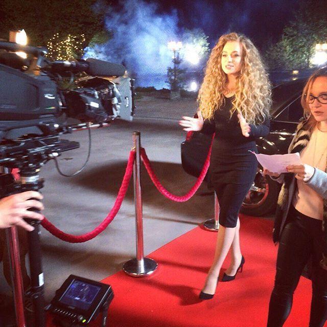 Яна Соломко откровенно рассказала о своем первом дне в роли ведущей телешоу