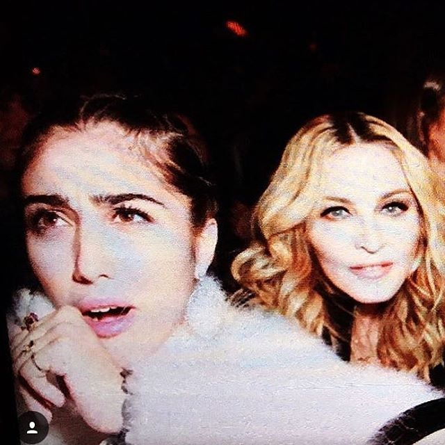 Мадонна опубликовала новые фото дочери Лурдес и сына Рокко