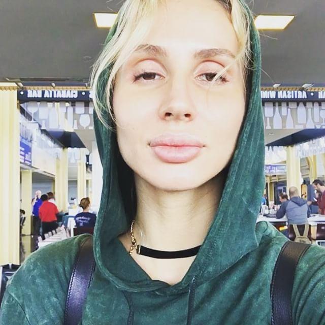 Светлана Лобода без макияжа