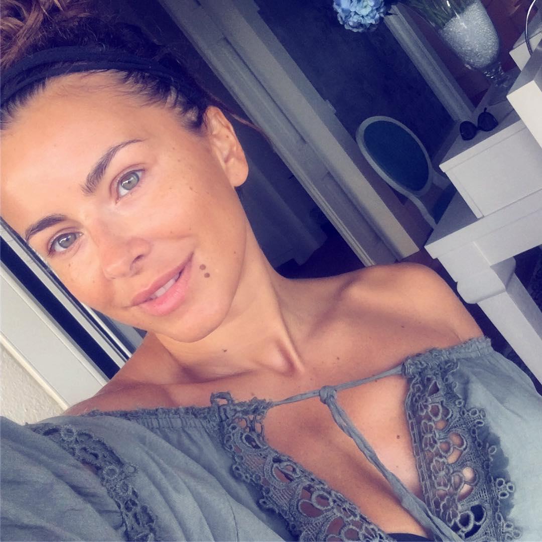 Ани Лорак без макияжа