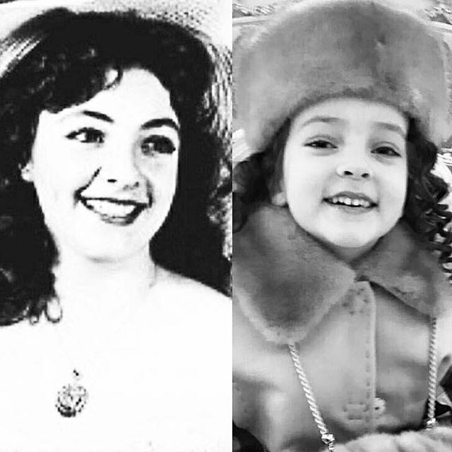 5-летняя дочь Филиппа Киркорова растет точной копией своей бабушки