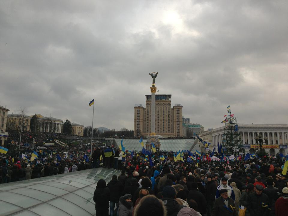 евромайдан 2013 фото