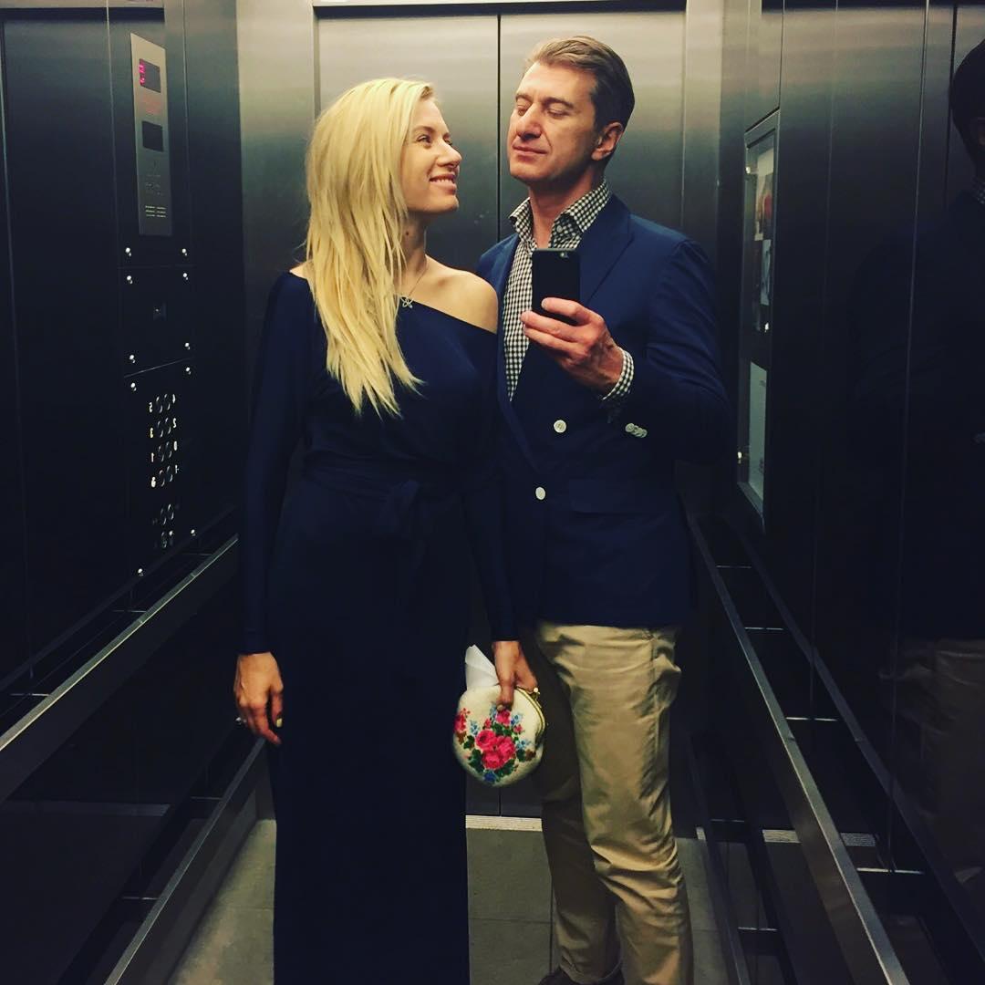Ольга Горбачева и Юрий Никитин