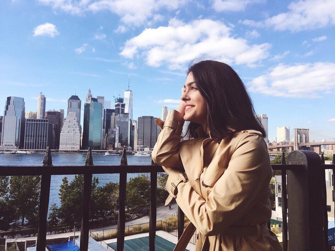 Маша Собко впервые после беременности отправилась отдыхать
