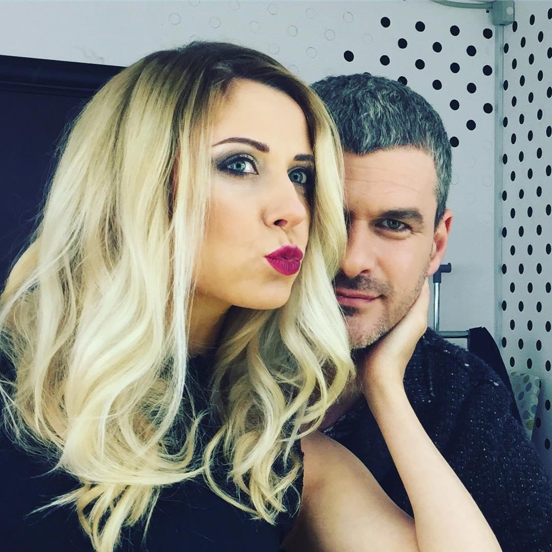 """Тоня Матвиенко опубликовала """"беременное"""" фото в стиле ню"""
