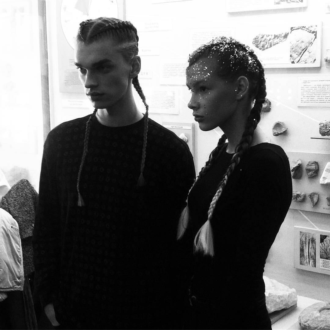 Показ Жана Грицфельдта в рамках Ukrainian Fashion Week 2016