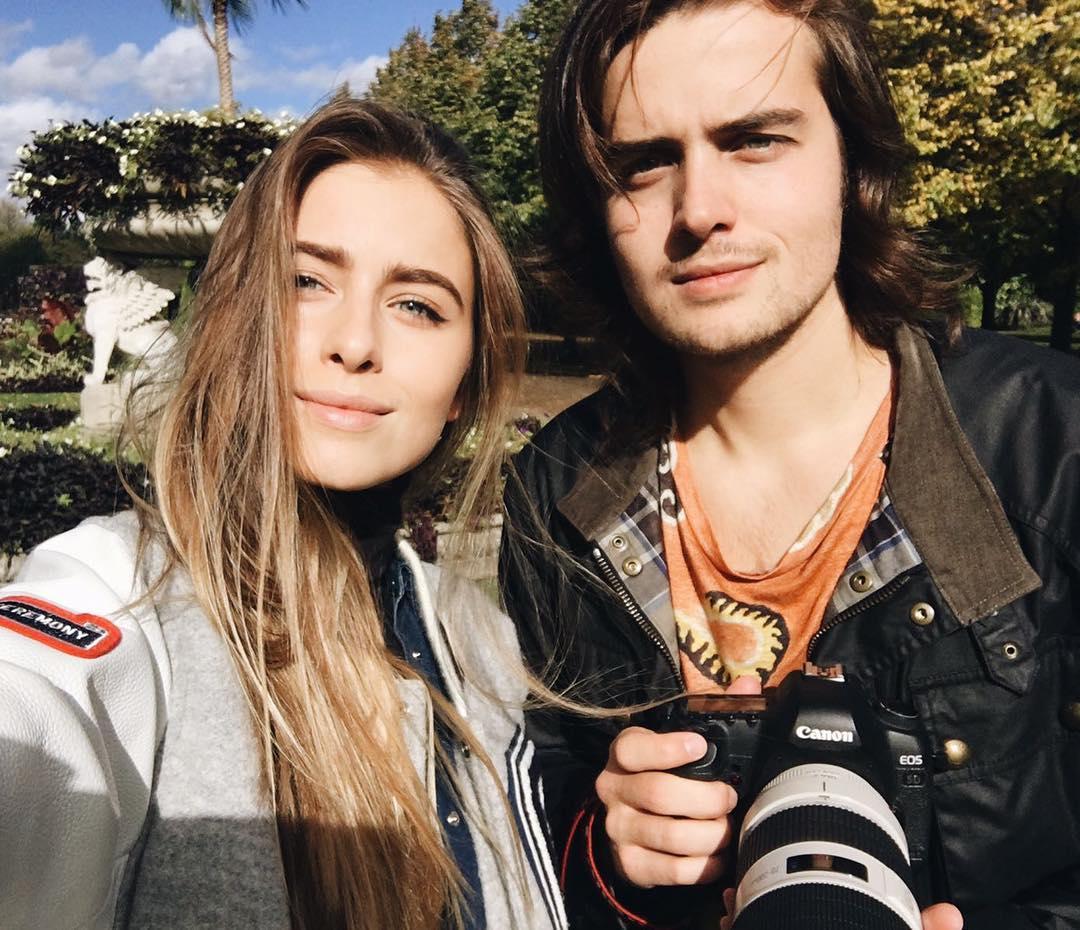 Невестка Софии Ротару поделилась семейными снимками с мужем и детьми